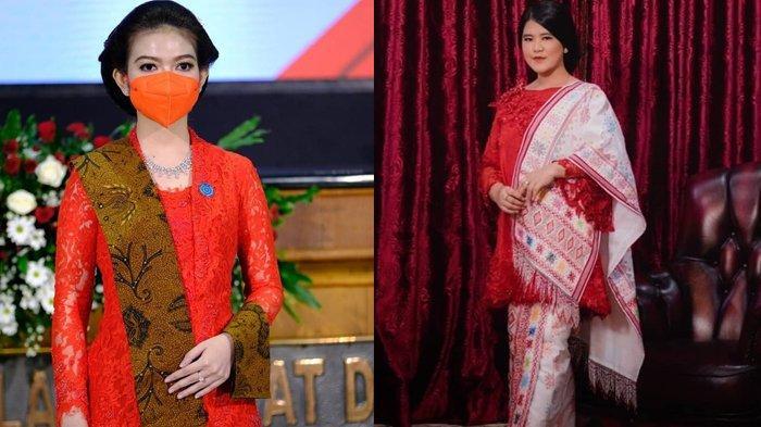 ADU PESONA Kahiyang Ayu & Selvi Ananda di Pelantikan Wali Kota, Mantu Jokowi Anggun bak Putri Solo