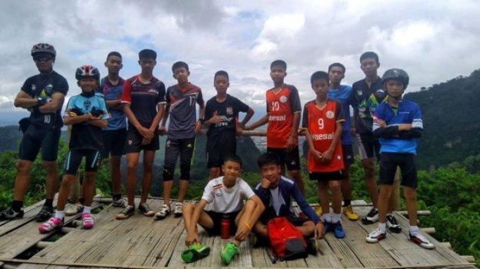 Dua Minggu Terjebak di Gua Sedalam 3 Km, 12 Anak di Thailand Akhirnya Selamat