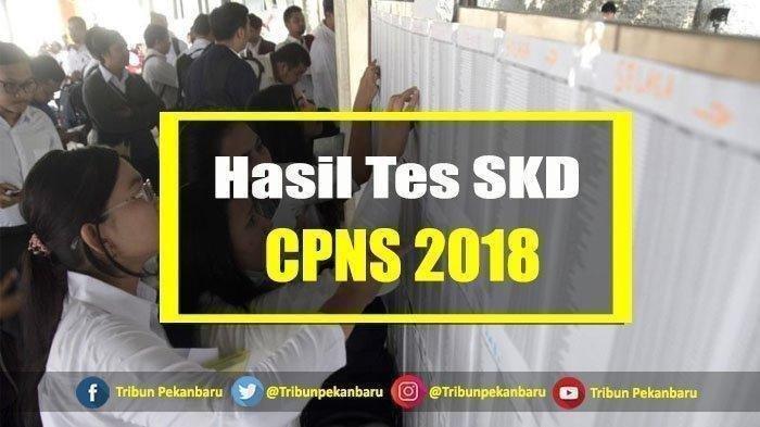 Pengumuman SKD Kemenlu CPNS, Ini Nama Peserta yang Lolos Tes SKB, Tes Bidang Dimulai 3 Desember