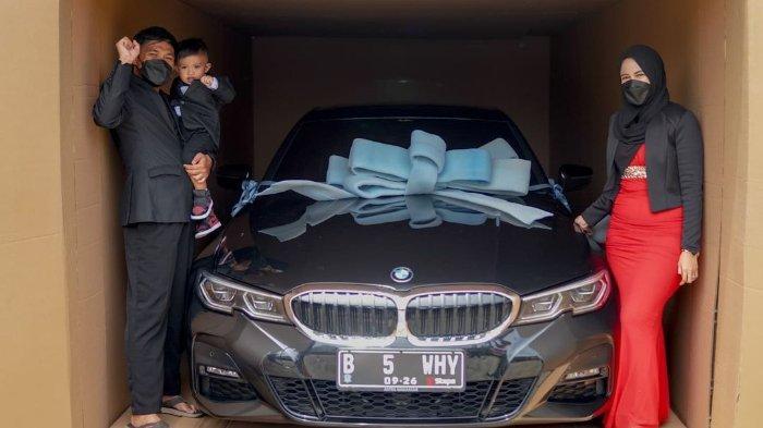 BARU 2 Tahun, Bocah di Tangerang Dapat Kado Ultah Mobil BMW, Ini Harapan Ortu, The Next Rafathar?