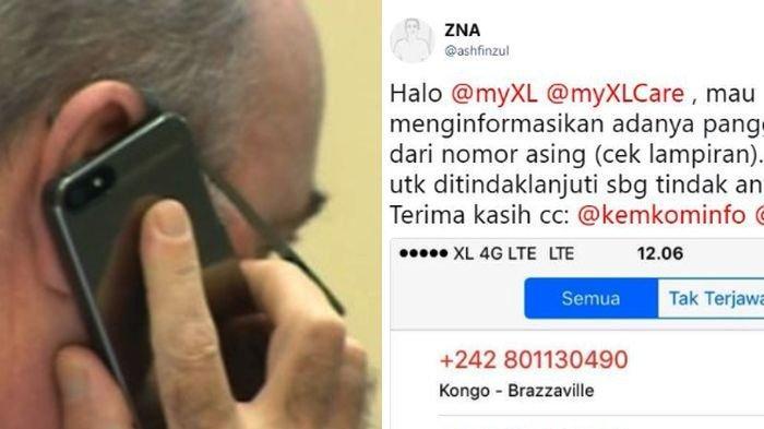 Jangan Langsung Diangkat! Miss Call dari Nomor Luar Negeri Jadi Modus Penipuan Baru, Begini Caranya