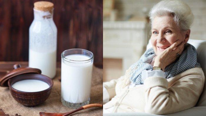 Aturan Minum Susu Beruang Bagi Lansia, Perhatikan Jika Punya Riwayat Hipertensi hingga Diabetes