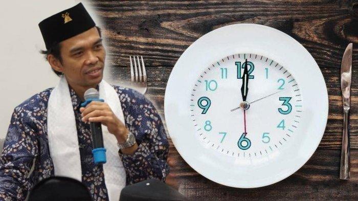 Hukum Menggabungkan Puasa Senin Kamis dan Qadha, Ustaz Abdul Somad Jelaskan, Simak Keutamaannya