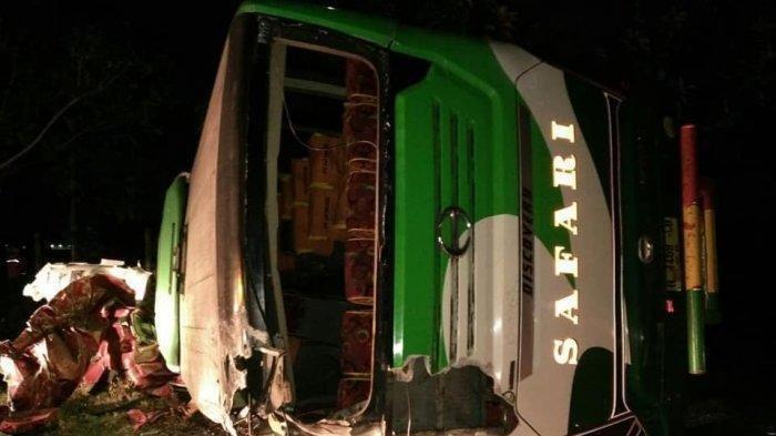 Penyebab kecelakaan maut di Tol Cipali