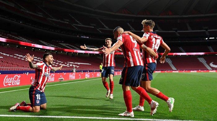 Link Live Streaming Laga LaLiga Atletico Madrid vs Osasuna di Bein Sports, Siapa Juara Liga Spanyol?