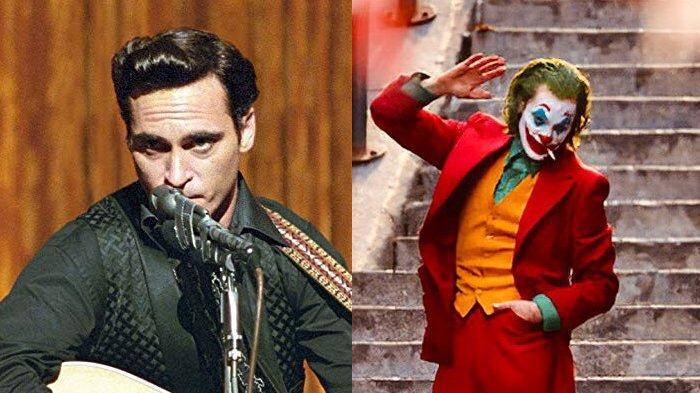 Sukses Perankan 'Joker', Joaquin Phoenix Raih Piala Oscar 2020 Untuk Nominasi Best Actor
