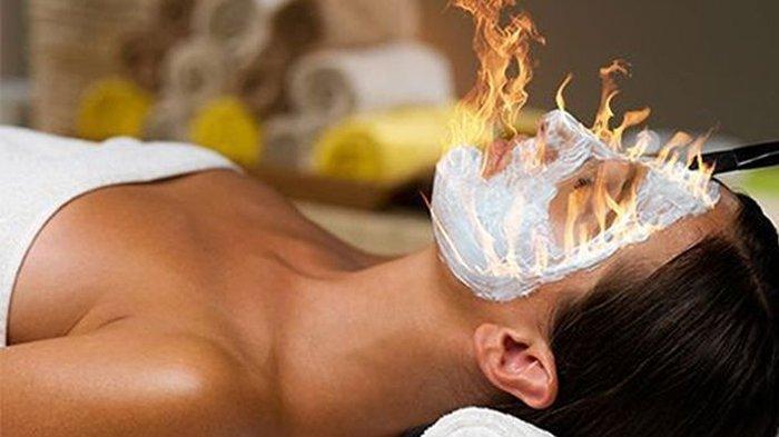 5 Perawatan Wajah Ekstrem di Dunia, Facial Api hingga Kotoran Burung, Bisa Hilangkan Keriput!