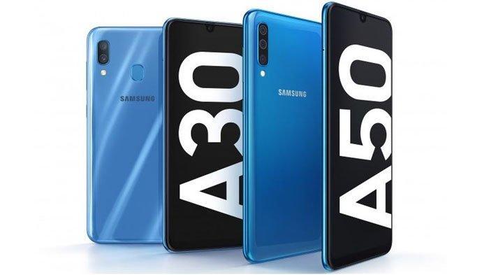 Harga Handphone Samsung Galaxy A Series Terbaru Desember 2019 Dari Galaxy A10 Hingga Galaxy A80 Tribunstyle Com
