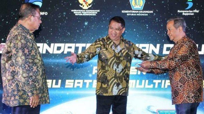 Kabar Gembira, Indonesia Siap Bangun Satelit Terbesar se-Asia Jarak Jangkau 150 Ribu Titik
