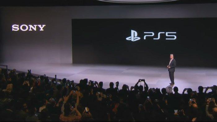 Rilis Logo PlayStation 5 di CES 2020 Las Vegas, Sony Bocorkan Fitur Canggih PS5, Lebih Murah PS4