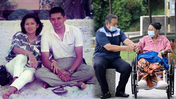 Kisah Pertemuan Pertama SBY dengan Ani Yudhoyono Hingga Kecupan Terakhir Sebelum Pemakaman