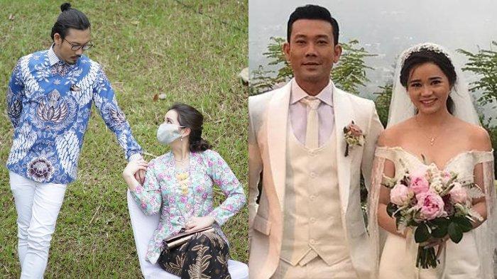 SELAMAT! Denny Sumargo Nikahi Olivia Allan, Siapa Sangka Kenal Lewat WA, 'Aku Setengah Dipaksa'