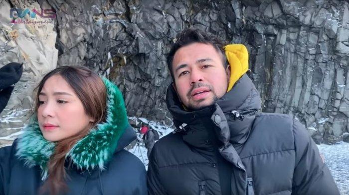 Perjuangan Raffi Ahmad & Nagita Slavina Berburu Aurora, Diterpa Cuaca Ekstrem hingga Menunggu 3 Jam