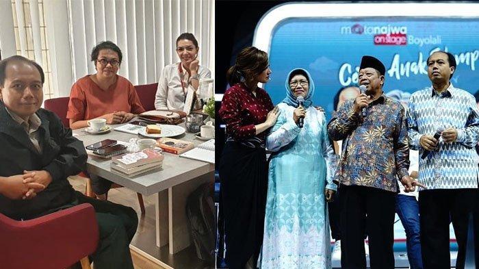 Permintaan Terakhir Sutopo Purwo Sebelum Wafat Dikabulkan Najwa Shihab, 'Semoga Memberi Inspirasi'
