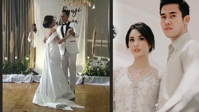 7Potret Pernikahan Ryuji Utomo dan Shabrina Ayu yang Serba Putih, Simpel tapi Tetap Berkelas