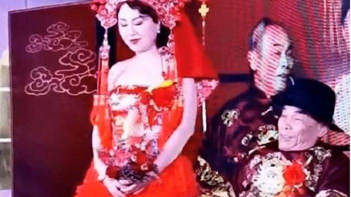 Pernikahan viral beda usia 38 tahun
