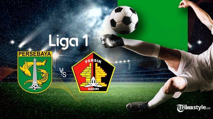 Live Streaming Indosiar Persebaya vs Persik Kediri Liga 1 ...