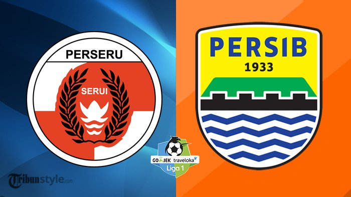 Live Streaming Perseru Serui vs Persib Bandung di Liga 1 - Tak Tayang di TV Cuma di Sini, 13.30 WIB!