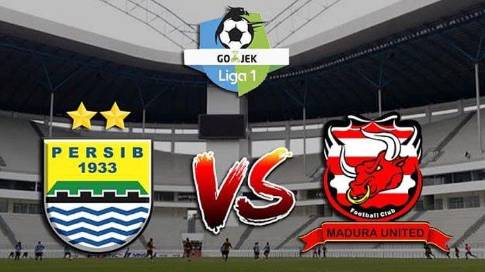 Live Streaming Indosiar Persib Bandung vs Madura United 18.30 WIB - Liga 1 Indonesia 2018!