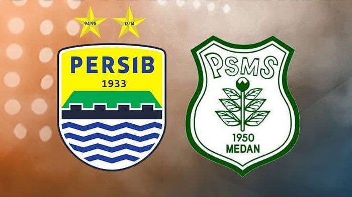 SEDANG BERLANGSUNG - Live Streaming Indosiar Persib Bandung Vs PSMS Medan Sore ini Jam 15.30 WIB