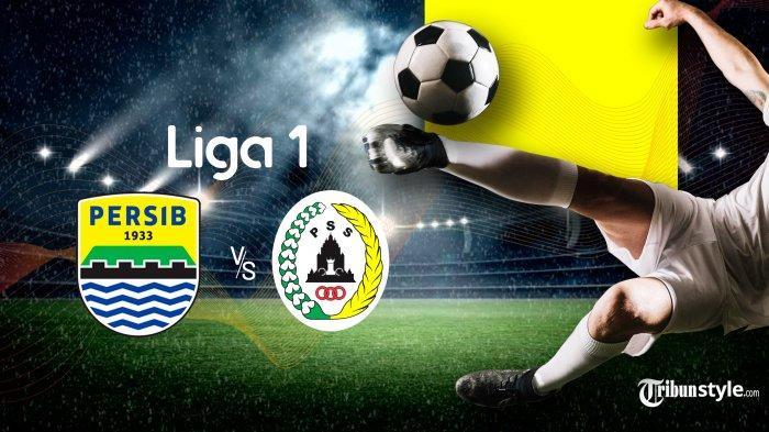 Live Streaming Indosiar Persib Bandung vs PSS Sleman Liga 1 2020: Kick Off 18.30 WIB