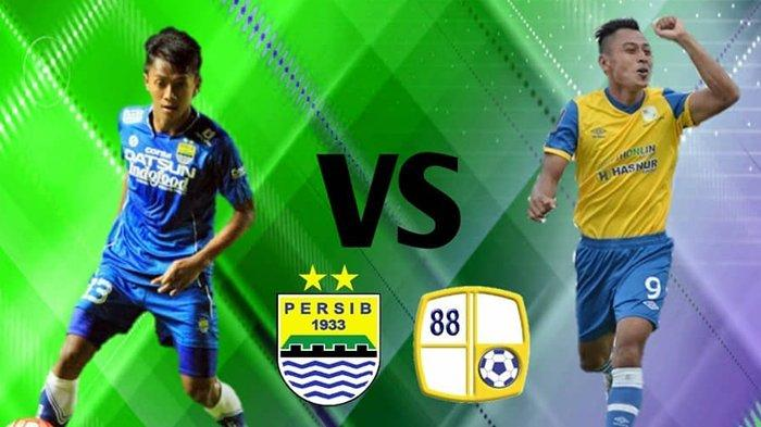 Link Live Streaming Liga 1 Persib Bandung Vs Barito Putera Indosiar Sabtu Sore Jam 18.30 WIB
