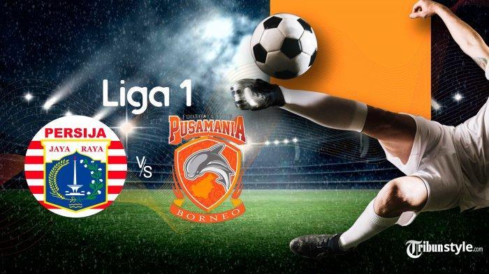 Live Streaming Indosiar Persija Jakarta vs Borneo FC Liga 1 2020: Ajang Reuni Tavares di SUGBK