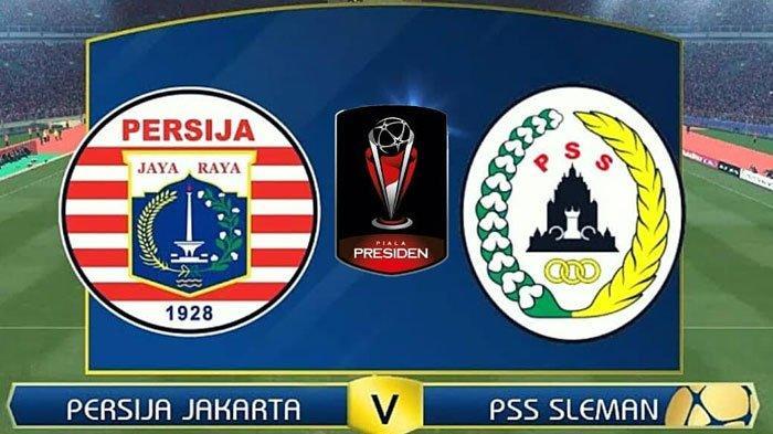 Prediksi PSS Sleman vs Persija Jakarta Piala Presiden Jumat Jam 18.30 WIB Misi Berat Elang Jawa