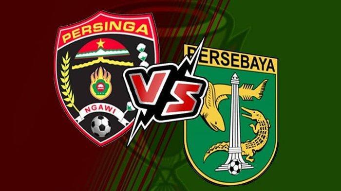 Laga Piala Indonesia Persebaya Surabaya vs Persinga Ngawi Dimajukan, Ini Jadwal Terbarunya