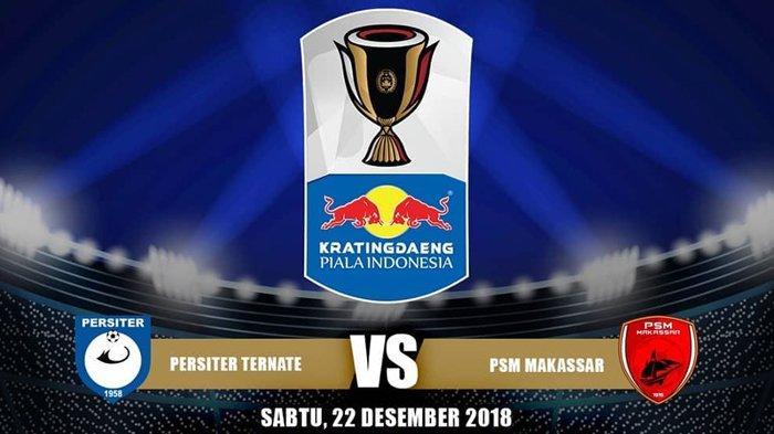 Hasil Pertandingan Persiter Ternate Vs PSM Makassar Skor 5-6 Juku Eja Raih Kemenangan di Tandang