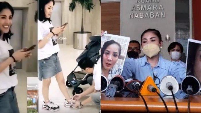 DULU Viral Video Askara Ikatkan Tali Sepatu, Nindy Ayunda Kini Curhat Pahit KDRT dan Diselingkuhi