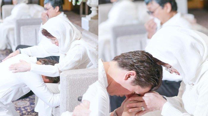 Kalimat menyentuh Reino Barack untuk Sang Ibu, Reiko Barack.