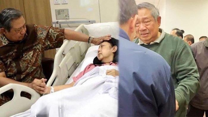 Pesan menyentuh SBY setelah sang istri, Ani Yudhoyono meninggal dunia.