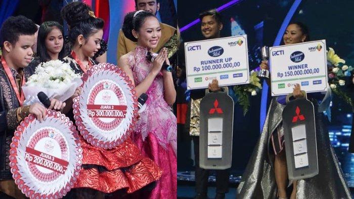 Sama-sama Ajang Pencarian Bakat Menyanyi, Hadiah LIDA Jauh Lebih Besar dari Indonesian Idol?