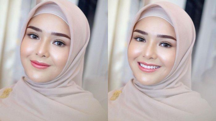 Pesona Amanda Manopo Kenakan Hijab, Cantiknya Disebut Bak Bidadari, Intip Deretan Potret 'Andin'