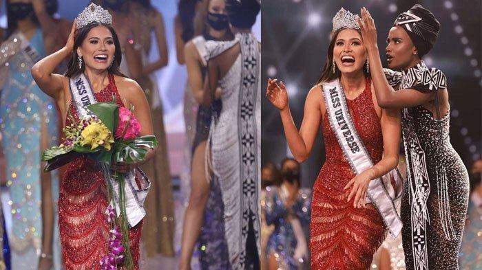 Seberapa Memesona Andrea Meza? Intip Deretan Potret Juara Miss Universe 2020: Sayang pada Hewan