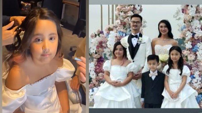 Resmi Menikah, Intip Cantiknya Theresa Wienathan Asisten Nia Ramadhani, Mikhayla Tak Kalah Memesona
