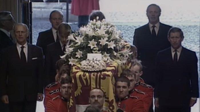 Punya Bobot 250 Kg, Peti Mati Lady Diana Terbuat dari Timah dan Bisa Mengawetkan Tubuh Jenazah