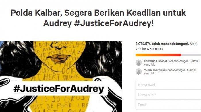 Update Kasus Audrey, Pelaku Harus Jalani Persidangan karena Tak Mampu Buat Permintaan Maaf di Media