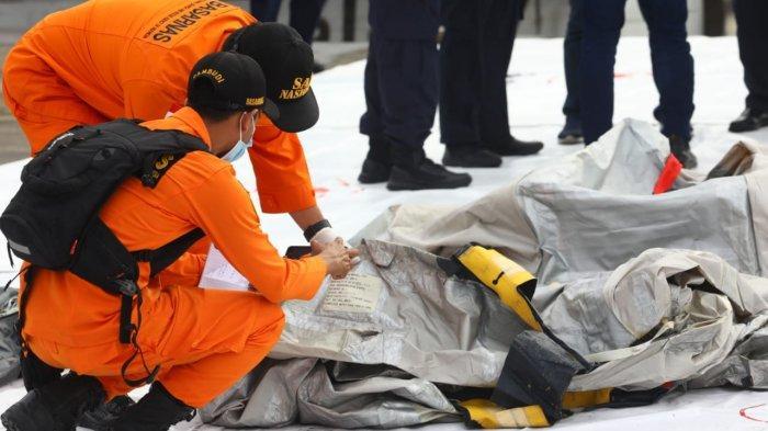 12 Korban Sriwijaya Air Berhasil Diidentifikasi, Ada 2 Kru Pesawat: Kami Tetap Melakukan Pemeriksaan