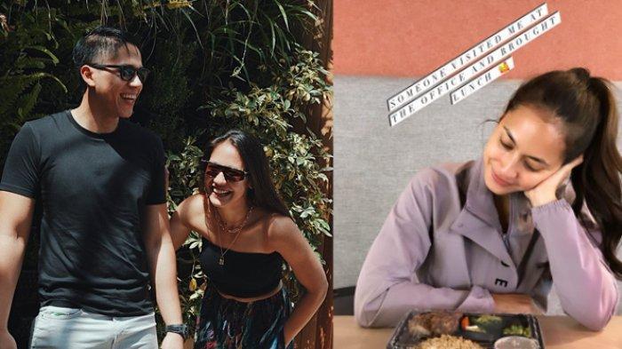 Makin Dekat dengan Arsyah Rasyid? Pevita Pearce Bawakan Makan Siang ke Kantor Mantan Maudy Ayunda