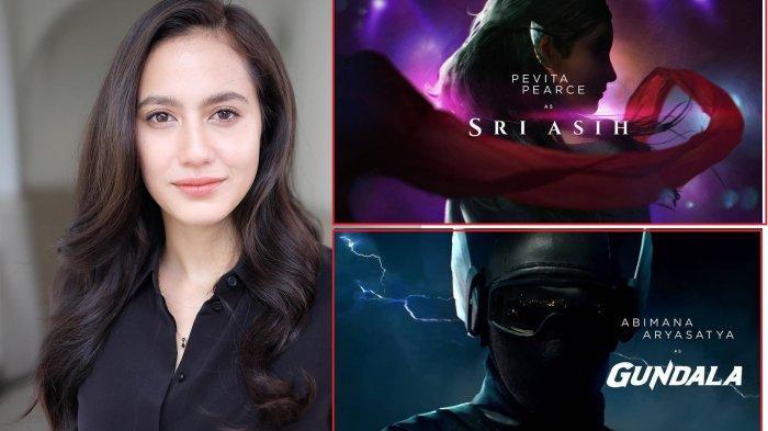 Gundala Sedang Tayang di Bioskop, Pevita Pearce Main di Film Bumi Langit Selanjutnya, Tayang 2020