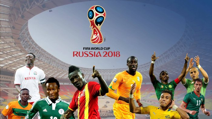 Piala Dunia 2018 - 7 Hal Unik yang Akan Muncul, Mulai Maskot Hingga Presiden Putin Bertelanjang Dada