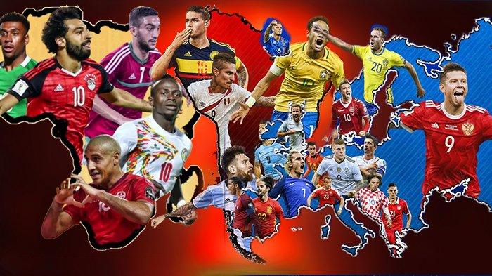 Jadwal Lengkap Siaran Langsung Piala Dunia 2018 di TransTV - Laga Pembuka Dimulai SaatMalam Lebaran!