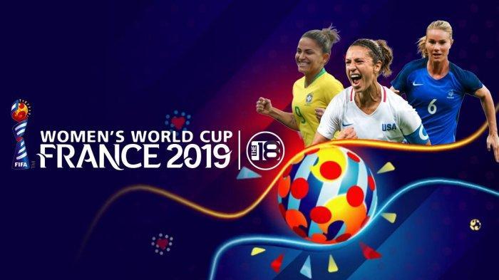 Jadwal Lengkap Piala Dunia Wanita 2019, Jerman vs Spanyol, Tuan Rumah Perancis vs Norwegia