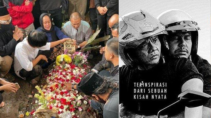 POPULER Pilu Kang Murad saat Pandangi Makam Kang Pipit Preman Pensiun, Ekspresi Bawa Duka Mendalam