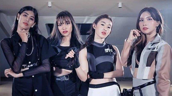 Menang Dance Cove Kill This Love BLACKPINK, 4 Fakta Pink Panda Grup Dance Asal Indonesia