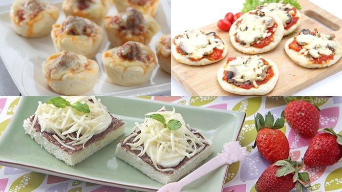 ANEKA Resep Pizza Mini Favorit Keluarga di Rumah, Masaknya Gampang, Pakai Jamur, Keju, Pisang