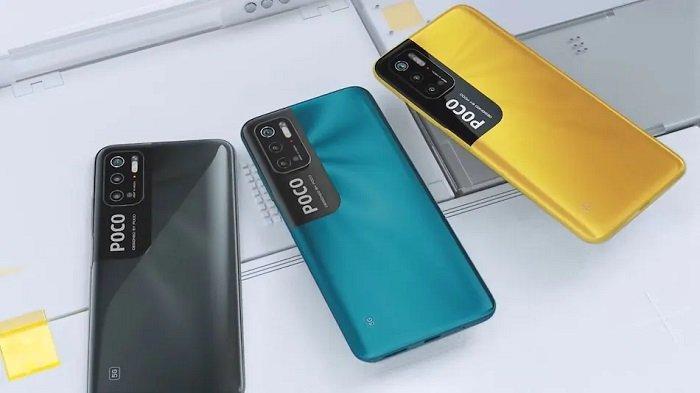 SPESIFIKASI Poco M3 Pro 5G, Bandingkan dengan Samsung Galaxy A22 5G, Harga Lebih Murah & NFC