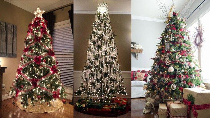 Inilah 4 Fakta Tentang Pohon Natal yang Menjadi Dekorasi Wajib di Hari Raya Natal